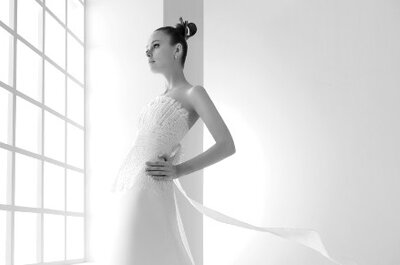 Rosa Clara 2011 collection - wedding dresses black