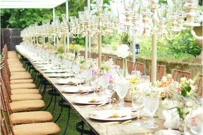 Realize o seu Casamento Vintage íntimo em Sintra na The Quinta - My Vintage Wedding in Portugal