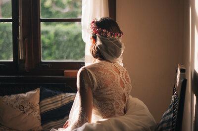 La naturaleza, tú y yo: la boda de Carmen y Diego