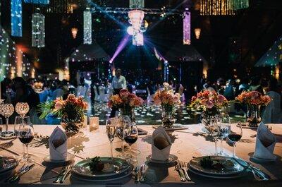 Los 10 mejores centros de eventos de Concepción para tu matrimonio