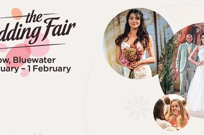 Bluewater Wedding Show 30 January - 1 February 2015: Discount Code!