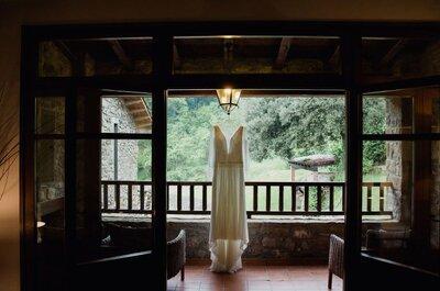 Cómo escoger tu vestido de novia para una ceremonia civil