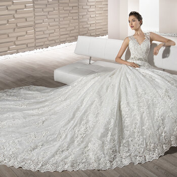 Robes de mariée Demetrios 2017 : Soyez une Cendrillon des temps modernes!