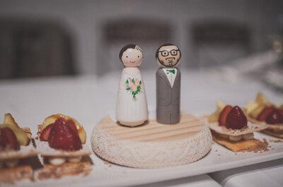 Wie finden wir die richtige Hochzeitstorte? Das sind die Trends für Ihre Hochzeit 2015!
