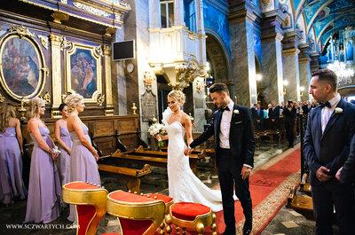 Ślub kościelny - ile kosztuje? Cennik ślubny, który powinnaś znać!