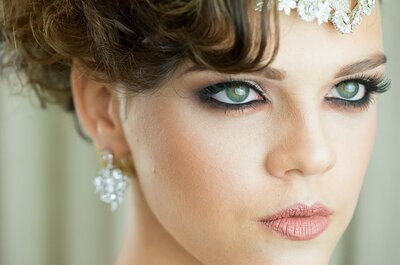 Maquiagem de noiva para casamento à noite: técnicas e truques para estar perfeita!