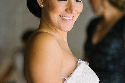 La sonrisa, el mejor accesorio para tu look de novia: 11 tips para que sea perfecta
