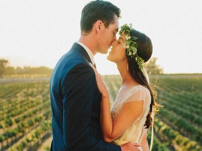Celebrar tu boda por el día es una excelente idea. ¡Aprovecha las horas de sol para festejar tu matrimonio!
