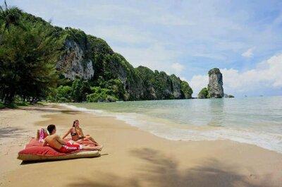 Märchenhafte Flitterwochen mit Centara Hotels & Resorts