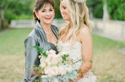 8 cosas que la mamá de la novia nunca debe hacer