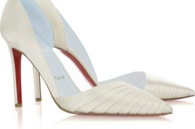 Selection of Bridal Shoes by Christian Louboutin