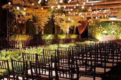 Verde total: os casamentos eco-friendly chegam com força em 2015