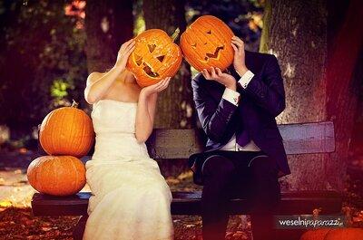 Furchtbar originell: Schaurige Ideen für eine Hochzeit an Halloween!