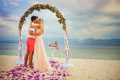 Todo lo que necesitas para organizar tu boda con Fábrica de Eventos