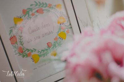 Casamento de Gisa e Adalberto: noiva espera pelo noivo e dão primeiro beijo no altar!