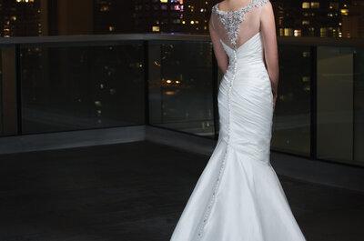 Najpiękniejsze suknie ślubne z kolekcji Justin Alexander 2014