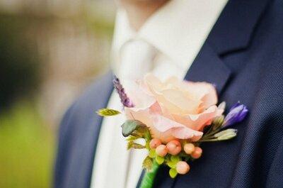 Acessórios para o noivo: do clássico ao mais original