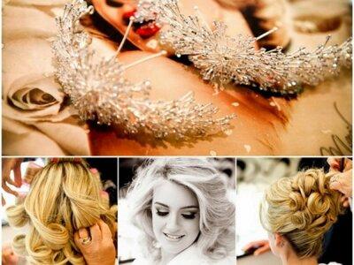 Brautfrisuren inspiriert durch Marilyn Monroe