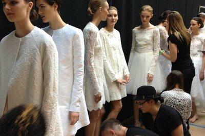 Collection de robes de mariée Monique Lhuillier 2014