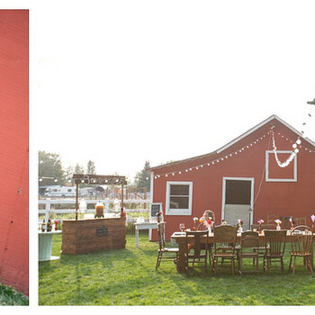 Imaginative inspiration for a cute country styled wedding