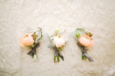 Bruiloft decoratie 2015: rozen!