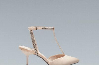 Zara Bridal Shoes AW 2012-13