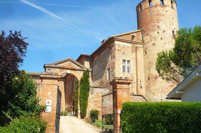 Un instant unique pour un mariage intemporel au coeur du Château de Launac