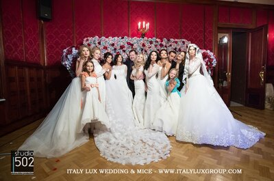 ITALY LUX WEDDING & MICE 2016