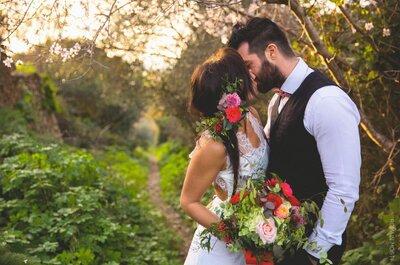 12 Photographes de mariage en Alpes-Maritimes juste époustouflants !
