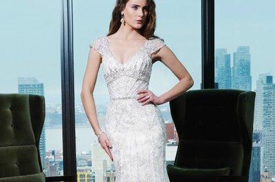 Glamouröse Brautkleider in der Kollektion 2015 von Justin Alexander und Justin Alexander Signature