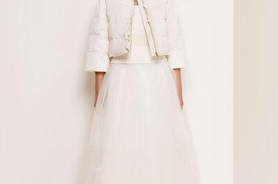 Un camino hacia el altar lleno de moda con los vestidos de novia de Max Mara