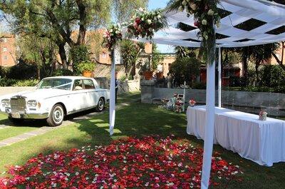 Conoce la hacienda perfecta para la boda de tus sueños: Ex Hacienda de San Pablo de Enmedio