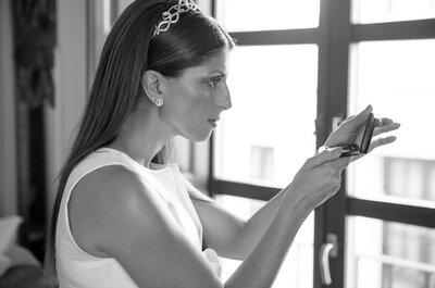 Las joyas de la novia: ¡encuentra tu estilo y personaliza tus complementos!