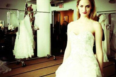 Vestidos de novia Marchesa 2014