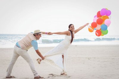 ¿Cómo iniciar tu matrimonio con buen pie? Acá 40 reglas de oro que debes seguir sí o sí