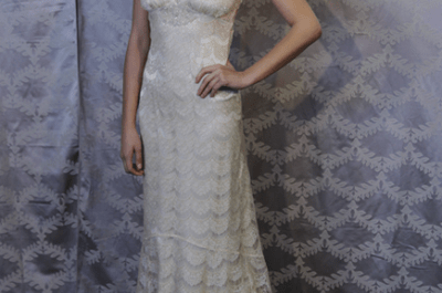 8 Wedding dresses by Claire Pettibone, Spring 2013