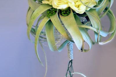 Make some sunshine: gele bloemen in je bruidsboeket!