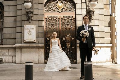 Real Wedding: Risas, baile y mucha comida mexicana en la boda de Adelina y Joachim