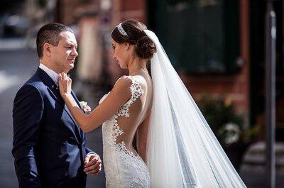From Russia with love: il matrimonio a Portofino di Oleg e Valeriya