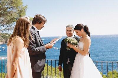 Mar, bosques y paisajes hermosos para la fiesta de tu boda