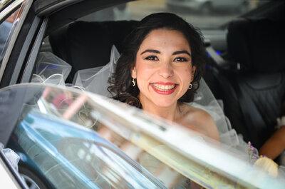 Sorria! Uma noiva sorridente é sempre mais bonita: 11 segredos para o conseguir