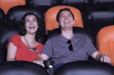 Seu filme de casamento no cinema: uma MEGA surpresa que você vai amar!