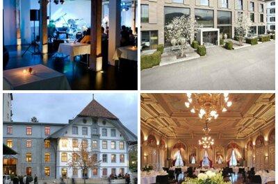 Die 5 schönsten Hochzeitslocations in Olten!
