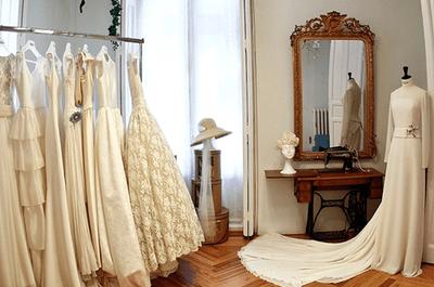 Colección vestidos de novia Basaldúa 2014