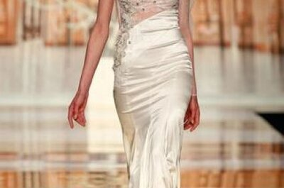 Originelle Hochzeitskleider 2014