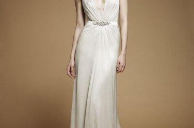 Find Vintage Allure in Jenny Packham Spring 2012 Bridal Collection