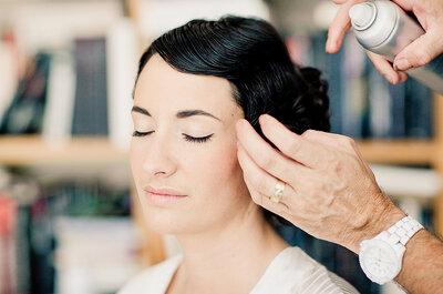 Die Probe für Make-up & Brautfrisur – Darum sollten Sie die Visagistin früher buchen