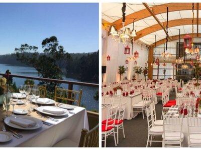 Los 10 mejores lugares para matrimonio en Concepción
