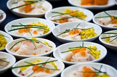 Come innovare il menù del matrimonio? Ce lo spiegano i migliori chef italiani