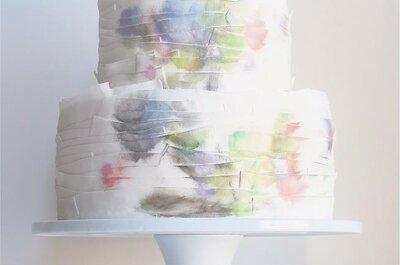 Tortas de boda: inspirate en las más originales ideas de Maggie Austin